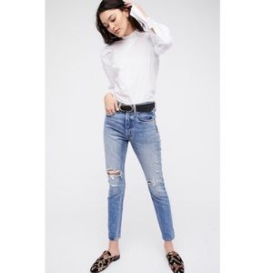Free People Levi's 501 Skinny in Old Hangout
